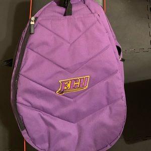 East Carolina University Tennis Bag